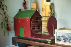 Lovely Hamster cage