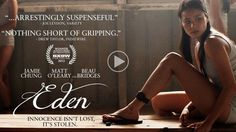 """EDEN"" - Theatrical trailer. In theaters March 20, 2013.  Directed by Megan Griffiths. Written by Richard B. Phillips and Megan Griffiths. Produced by Colin Harper Plank and Jacob Mosler. A Centripetal Films Production.  Eden, a young Korean-American girl, is abducted near her home in New Mexico and forced into prostitution by a domestic human and drug trafficking ring located outside the bright lights of Las Vegas, Nevada. Throughout the two years she is held, Eden reluctantly ensures ..."