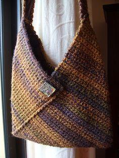 Ravelry: CrochetCreation's Square Corner Masa Bag...This is super-cute!!