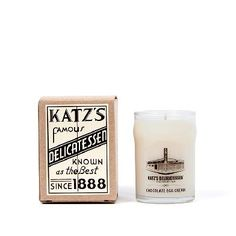 Chocolate Egg Cream Scented Candle