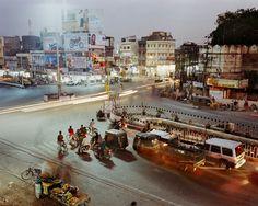 Martin Roemers Photographer Metropolis Asia Times Square, Asia, Street View, Neon, Travel, Photographers, Viajes, Neon Colors, Destinations