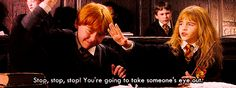 You can't stop yourself from correcting people if they're doing something wrong. | 23 Signs You Are Hermione Granger
