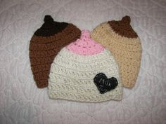Breastfeed & Breast Cancer Support Baby Boob Hat Milk by mandag433, $15.00