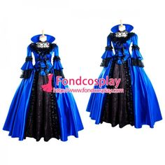 Fond Cosplay : Medieval Gown - O Dress Gothic Clothing School Uniforms Lolita Clothing Medieval Gown Venice Carnival Movie Costumes Cosplay Wig Cosplay Shoes Anime Costumes Game Costumes Other Costumes Cosplay Accessories Sissy Maid Uniform New Arrival Cute Costumes, Cosplay Costumes, Halloween Costumes, Fall Dresses, Evening Dresses, Prom Dresses, Medieval Gown, Gothic Outfits