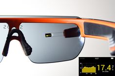 The Kopin Solos might be the first heads-up display sunglasses that you'll actually want to use (video) - Cycling Weekly