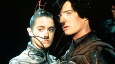 Dune - Publicity still of Kyle MacLachlan & Sean Young. The image measures 3543 * 2362 pixels and was added on 1 January Frank Herbert, David Lynch, Max Von Sydow, Patrick Stewart, 1984 Movie, Movie Tv, Paul Atreides, Francesca Annis, Actresses