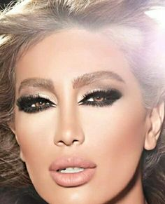 wedding makeup pictures diab arabic singers and actresses 9826