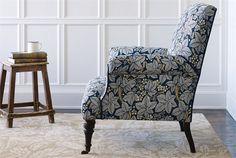 2. Bramble Fabric Main 2 - Morris Fabric Carousel