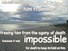 Acts 2:24 NIVUK