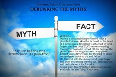 Circumcised myths
