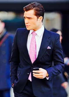 Chuck Bass - my main man❤️