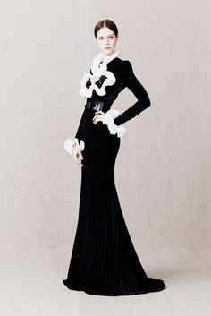 Alexander McQueen - Pre-Fall 2013 2014 - Shows - Vogue.it HOw very My Fair Lady