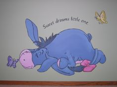 Winnie the Pooh Room Themes | mnartists.org | jody hanscom | Winnie the Pooh Nursery