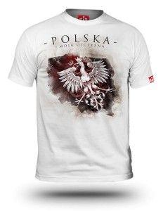 Koszulka patriotyczna Polska Moja Ojczyzna męska