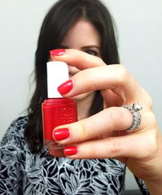 The Nail Polish Color I'll Be Wearing All Spring