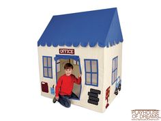 My 1st Garage Play House - Pacific Play Tent