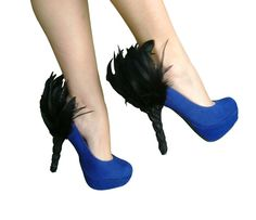 these are AMAZING...  They are cute decorative covers for your heels.  <3 <3 <3 <3 <3