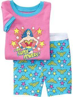DC Comics Wonder Woman™ Sleep Sets for Baby