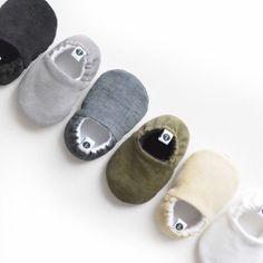 Loafie: Chaussures de bébé pour le velours côtelé / / par littleKMD