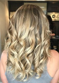 Blonde hair style ideas for girls