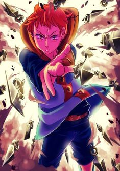 𝓛𝓲𝓷 - Nanatsu no Taizai (King) Seven Deadly Sins Anime, 7 Deadly Sins, Tokyo Ghoul, B The Beginning, 7 Sins, Fjord, Manga Characters, Fujoshi, Fire Emblem