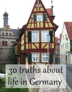 """You might live in Germany if: you have at least five friends named """"Stefan"""" or """"Christof""""."""
