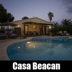 Ferienhaus Altea Costa Blanca Villa Spanien Casa Beacan
