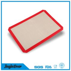 Non-Stick Silpat Silicone Baking Mat For Cake Cookie Macaron Non-Stick Baking Liner