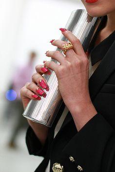 Sneak Peek: Kate Spade F/W 13 Backstage 2 kate spade new york invites you to the manchester sidewalk sale! enjoy an additional 50% off select handbags
