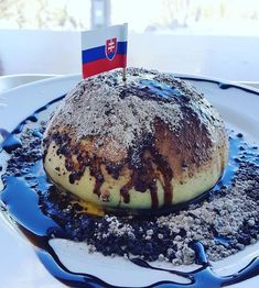 In Slovakia, food is fuel. Despite the limited variety of ingredients, Slovak cuisine is quite varied. Exhibit Our compendium of Slovak food. Slovak Recipes, Czech Recipes, Banana Jelly, Slovakian Food, Eastern European Recipes, Polish Recipes, Food Is Fuel, World Recipes, Dessert Recipes