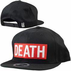 Unkut - Death Cap Black