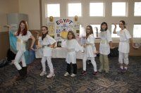 Troop 5126 Hosted Egypt for World Thinking Day