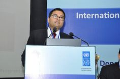 Speaking in Delhi: International Conference on Access to Justice