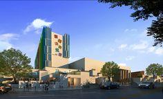 Gallery - New XIUYI Kindergarten Proposal / Studio 7 of Urban Architecture China - 3