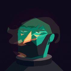 Eran Hilleli è un animatore e designer israeliano che attualmente vive in Virginia, negli Stati Uniti. Fra i suoi lavoriHilleli realizza anche GIF animante dai toni psichedelici. Ne abbiamo raccolte...