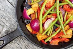 Fitnessblog_Bratkartoffeln_Gemüse