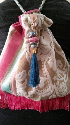 hand made boho back bag find us on https://www.facebook.com/LikeThingsDecoration/