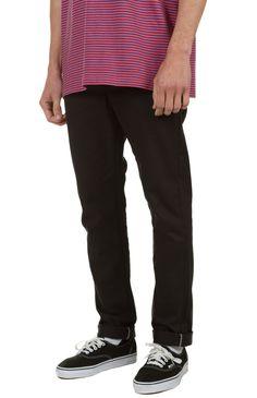 4543b675ccc Buy the Dickies 803 Slim Skinny Workpant in Black