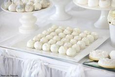 White and Silver Wedding via Kara's Party Ideas   Kara'sPartyIdeas.com #white #silver #wedding (9)