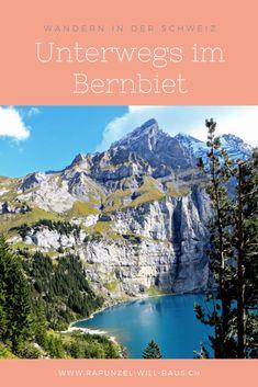 Wandern im Berner Oberland in der Schweiz. Reisen In Europa, The Mountains Are Calling, Us Travel, Trekking, Travel Destinations, Hiking, Around The Worlds, Switzerland, In This Moment