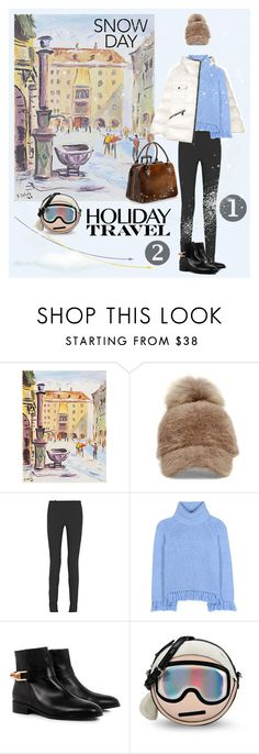 """""""Untitled #1589"""" by elena-777s ❤ liked on Polyvore featuring Steve Madden, Roland Mouret, Tory Burch, Eugenia Kim, Karl Lagerfeld, Aspinal of London, 2017 and autumnwinter2016"""
