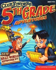 ClueFinders 5th Grade  [OLD VERSION] From $0.01 Software Amazing Discounts Your #1 Source for Software and Software Downloads! Click On Pins For More Info Getpricesoftware.com