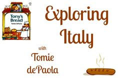 We did a mini-unit on Italy for social studies consisting of map coloring, an Italian folklore, and baking bread!  Come check it out for more ideas!