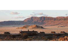 Hoodia Desert Lodge, Namibia. Best kept secret.