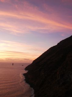 Sicilia - tramonto a Filicudi - di delfino69