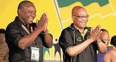 'Ramaphosa will send Zuma to jail' and other reasons Zuma may get a third term | Politics | RDM