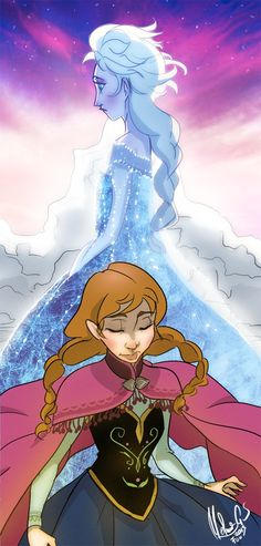 Frozen ~ Doesn't even have a trailer and it already has fanart. Cool!