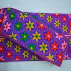 Crafting Indian Laces Decorative Trim Embroidered Sari Border