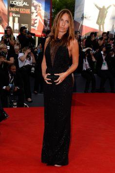 Maria Sole in Gucci #HauteCouture #RedCarpet