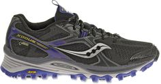 Saucony Female Xodus 5.0 Gtx Trail-Running Shoes - Women's
